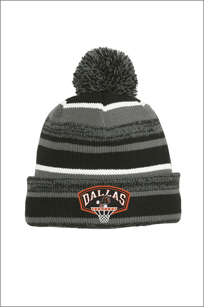 Dallas Basketball New Era Sideline Beanie