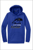 Sky View Sport-Wick® Fleece Hooded Pullover (Unisex)