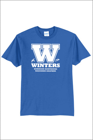 Winters Core Blend Tee Shirt (Adult Unisex)