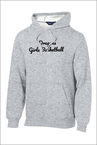Dallas Women's Basketball Pullover Hooded Sweatshirt (Adult Unisex)