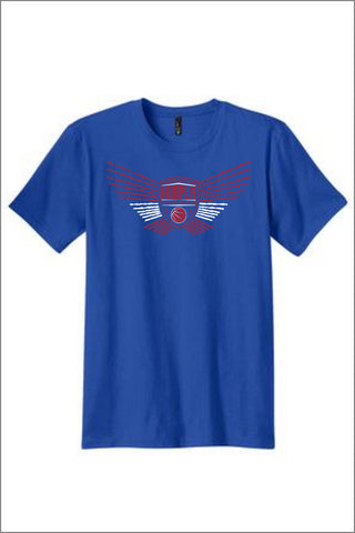 Hoopla Wings Tee (Unisex)