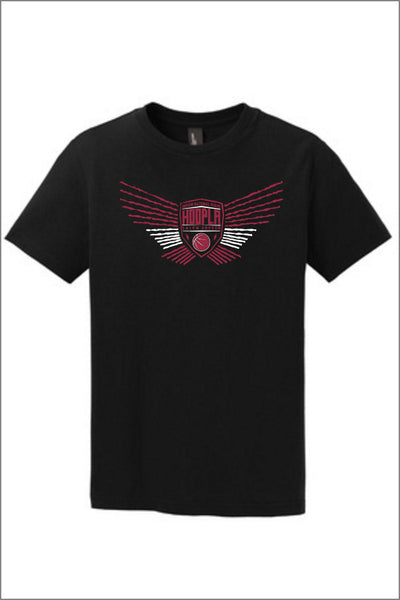 Hoopla Wings Tee (Youth)