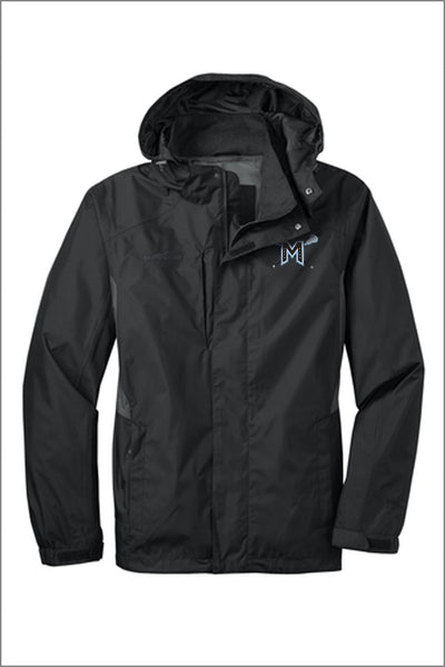 Mountainside Lacrosse Eddie Bauer Rain Jacket (Adult Unisex)
