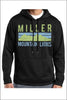 Miller Fleece Hooded Pullover (Unisex)