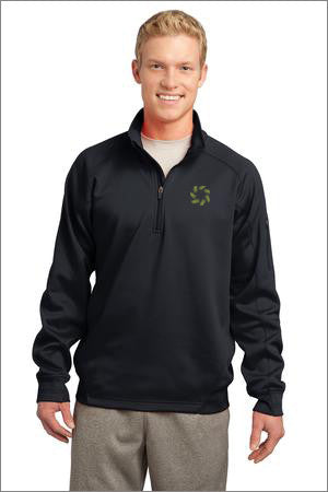 LoanStar Fleece 1/4-Zip Pullover