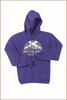 Highland Fleece Pullover Hooded Sweatshirt (Adult Unisex)