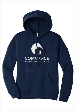 Capital Corps and Commerce Fleece Hoodie (Adult Unisex)