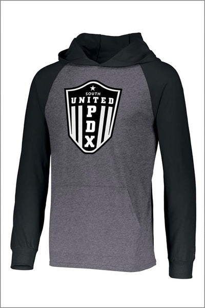 United PDX Russel Two Tone Hoodie (Adult Unisex)