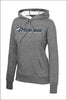 Mountainside Lax Pullover Hooded Sweatshirt (Womens)