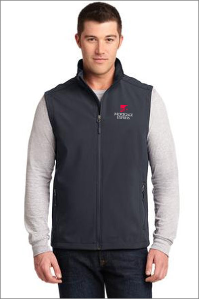 Mortgage Express Core Soft Shell Vest (Unisex)