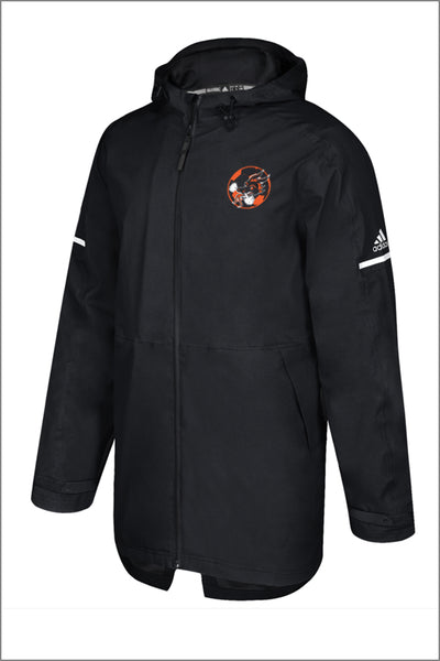 Dallas Soccer Adidas Game Built Jacket (Adult Unisex)