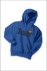 Templeton Fleece Hooded Pullover (Youth Unisex)
