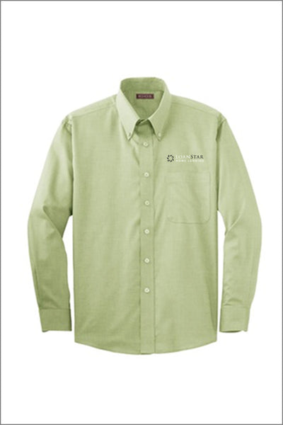 LoanStar Non-Iron Button-Down Shirt