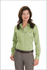 LoanStar Non-Iron Button-Down Shirt (Womens)