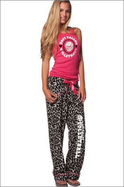 Adult Snow Leopard V.I.P. Flannel Pants