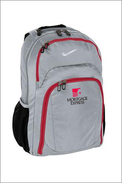 Mortgage Express Nike Golf Performance Backpack