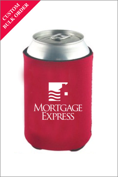 Mortgage Express Koozie