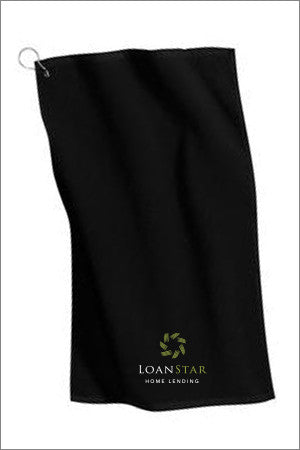 LoanStar Golf Towel