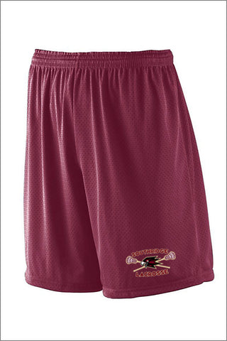 Southridge Lax Tricot Mesh Required 7/8 Short (Adult Unisex)