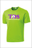 Terpsichorean PosiCharge Competitor Tee (Youth)