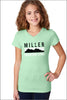 Miller Princess V-Neck (Youth Girls)