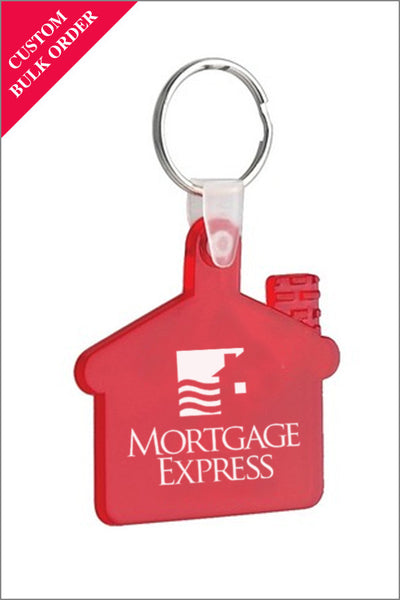 Mortgage Express New Home Key Chains