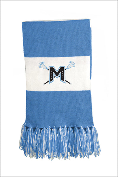 Mountainside Lacrosse Scarf