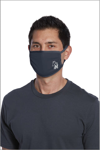 Myers Cotton Knit Face Mask