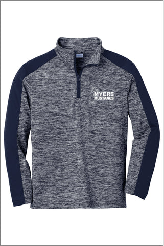Myers PosiCharge® 1/4-Zip Pullover (Youth)