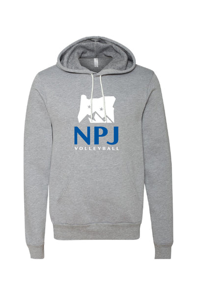 NPJ Oregon Fleece Hoodie (Adult Unisex)