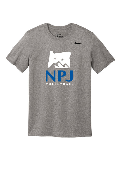 NPJ Oregon Nike Legend Tee (Adult Unisex)