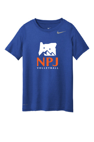NPJ Oregon Nike Legend Tee (Youth)