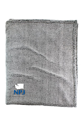 NPJ Seattle Sherpa Blanket