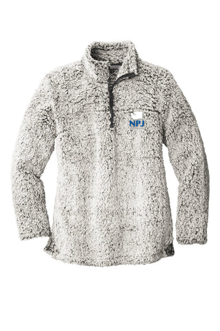 NPJ Seattle Cozy 1/4-Zip Fleece (Womens)