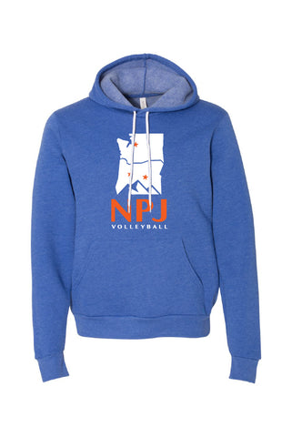 NPJ Club Sponge Fleece Hoodie (Adult Unisex)