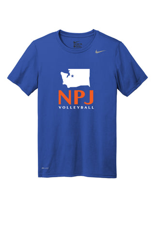 NPJ Seattle Nike Legend Tee (Adult Unisex)