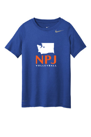 NPJ Seattle Nike Legend Tee (Youth)