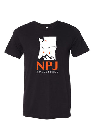 NPJ Club Triblend Tee (Adult Unisex)