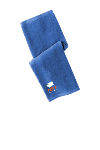 NPJ Seattle Hand Towel