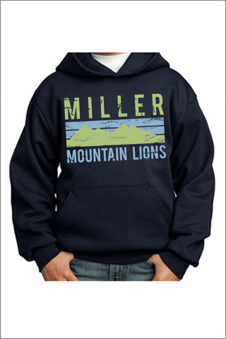 Miller Pullover Hooded Sweatshirt (Youth)