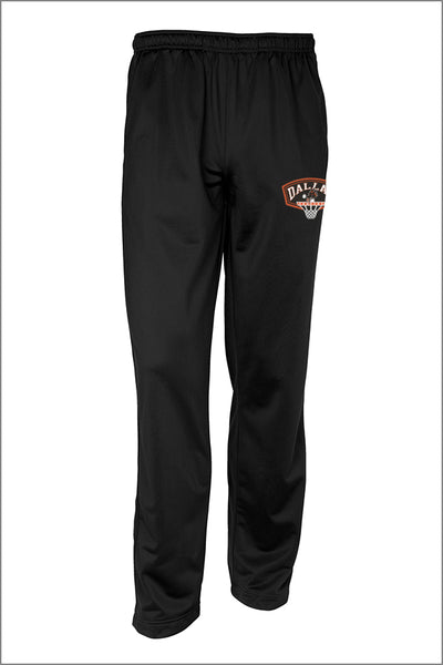 Dallas Basketball Tricot Track Pant (Adult + Youth)