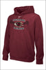 SRHS Lacrosse Nike Team Fleece Hooded Sweatshirt (Unisex)