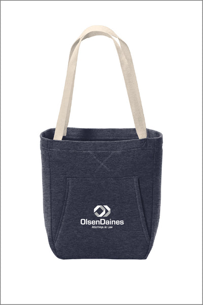 Olsen Daines Core Fleece Sweatshirt Tote