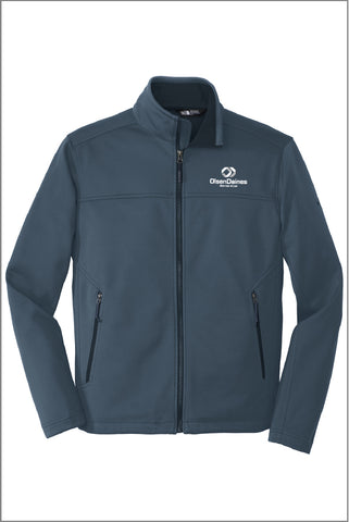 Olsen Daines North Face Full Zip (Adult Unisex)