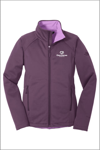 Olsen Daines North Face Full Zip (Womens)