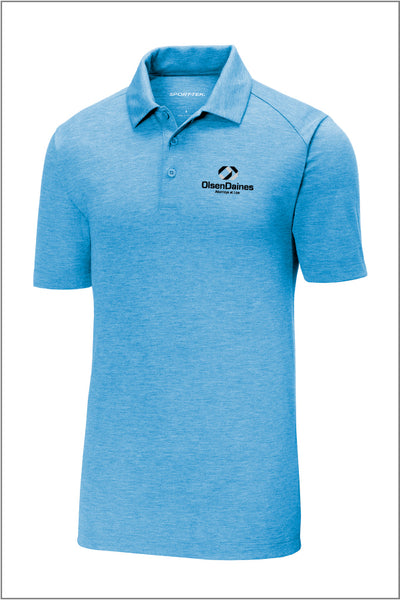 Olsen Daines Tri-Blend Wicking Polo (Adult Unisex)