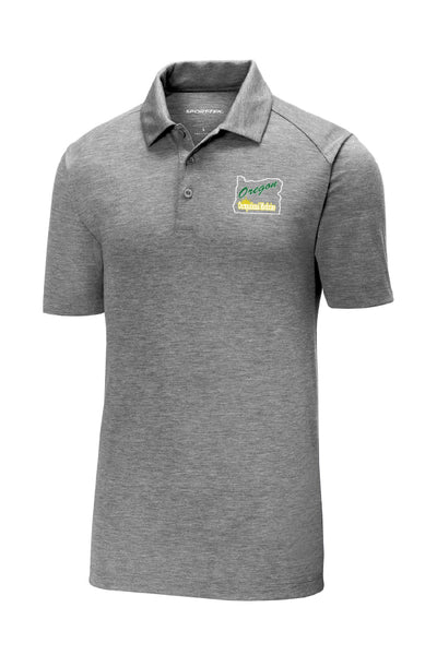 OOM Tri-Blend Wicking Polo (Adult Unisex)