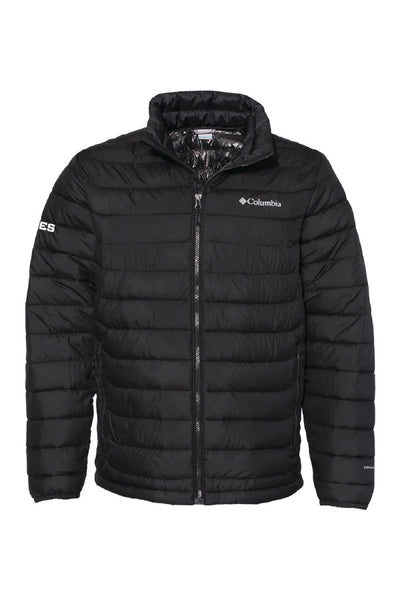 PES Columbia Powder Lite Jacket (Mens)