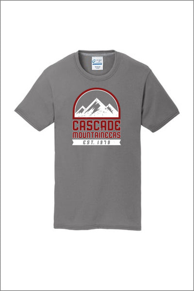 Cascade Essential Blended Tee (Adult Unisex)