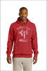 Raleigh Hills Adult Hooded Sweatshirt